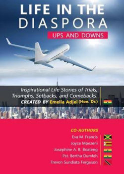 A compelling selection of life's challenging and inspirational stories of individuals journey to United States!